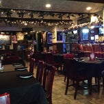 Photo taken at The Black & Gold Grill by Lars on 2/6/2013