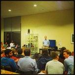 Photo taken at GSB MBA Lounge by Greg B. on 2/28/2013