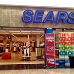Photo taken at Sears by John E. on 3/5/2013