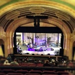 Photo taken at Rochester Auditorium Theatre by Pete W. on 10/28/2012