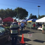 Photo taken at Visalia Farmers Market by Patricia D. on 10/25/2014