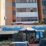 Photo taken at Panadería y Pastelería Croacia by Luis B. on 10/25/2012