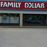 Photo taken at Family Dollar by Heather B. on 5/26/2014