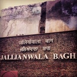 Photo taken at Jallianwala Bagh Memorial by Arpit K. on 12/20/2013