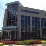 Photo taken at Kuehne & Nagel by Stephen G. on 7/17/2013