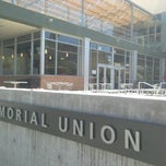 Photo taken at Memorial Union by Stephen G. on 6/20/2013