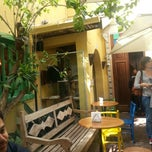 Photo taken at Corrientes 348 Parrilla Porteña by Carmen G. on 10/14/2012
