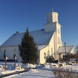 Photo taken at St. Mary's Navilleton Catholic Church by Andrew R. on 3/6/2015