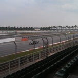 Photo taken at Sepang International Circuit (SIC) by Erwin M. on 6/30/2013