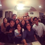 Photo taken at Adarna Food & Culture by Amrei D. on 12/19/2014