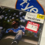 Photo taken at FYE by Dorian W. on 12/9/2014