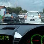 Photo taken at Jl Raya Patrol Indramayu by Eddie T. on 1/2/2014