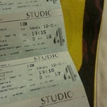 Photo taken at Cinema 21 cinere mall by Marritha R. on 12/12/2012