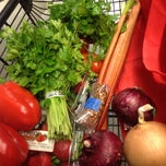 Photo taken at Healthy Living Market by Stephanie on 5/20/2013