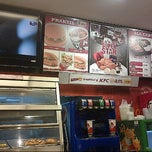 Photo taken at KFC by Agatha P. on 3/5/2013