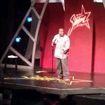 Photo taken at Comedy Club Stardome by Myra L. Walker- W. on 2/14/2013