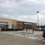 Photo taken at Kohl's by Rabia'h A. on 3/28/2014