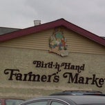 Photo taken at Bird-In-Hand Farmer's Market by Vicki L. on 10/27/2012