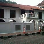 Photo taken at Melaka Islamic Museum by hanif h. on 5/27/2014