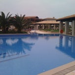 Photo taken at The Westin Resort, Costa Navarino by Giouly B. on 5/7/2013