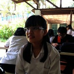 Photo taken at Regina Pacis Bogor by Agatha Vania S. on 3/19/2013
