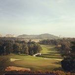 Photo taken at Kinrara Golf Club by Afif R. on 11/16/2013