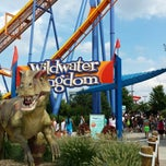 Photo taken at Dorney Park & Wildwater Kingdom by chris g. on 7/28/2013