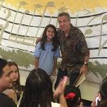 Photo taken at Silver Bluff Elementary School by Juan C. on 5/15/2015