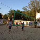 Photo taken at Legends Volleyball Court by Charles K. on 8/17/2013