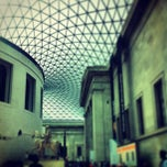 Photo taken at British Museum by Pavel Y. on 6/28/2013