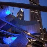 Photo taken at Chicago Jazz Festival by Vik K. on 9/6/2013