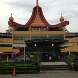 Photo taken at Rest Area KM 10 (Cibubur Square) by Ibenk D. on 2/7/2013