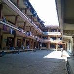 Photo taken at Pondok Pesantren API by masrur m. on 6/23/2014