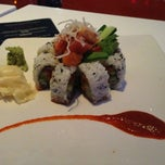 Photo taken at Zen Bistro Sushi by Tyra B. on 4/23/2013