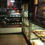 Photo taken at Bagelsmith Bedford by Andrew G. on 12/13/2012