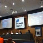 Photo taken at Consejo Profesional de Ciencias Económicas de Capital Federal by Luciano G. on 9/25/2013