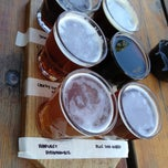 Photo taken at Lucky Labrador Beer Hall by Dave B. on 10/7/2012