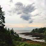 Photo taken at Little Harbor by Jen R. on 7/3/2014