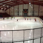 Photo taken at Blackburn Ice Arena by Ady C. on 5/4/2013