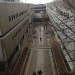 Photo taken at Wilbur Wright College by Dominick M. on 4/17/2013