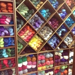 Photo taken at Knit 'n Knibble by Julia S. on 5/17/2013