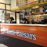 Photo taken at Little Caesars Pizza by Bronson M. on 2/1/2013