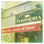 Photo taken at La Piadina Felice by Symon B. on 4/23/2013