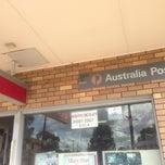 Photo taken at Australia Post by Susan on 2/20/2013
