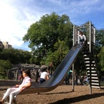 Photo taken at Central Park - Heckscher Playground by Ilie K. on 9/15/2013