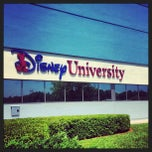 Photo taken at Disney University by Kayla D. on 5/24/2013
