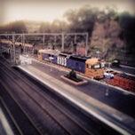 Photo taken at Croydon Station by Ainslie L. on 8/3/2013