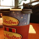 Photo taken at Tim Hortons by Seth L. on 12/20/2012