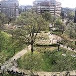 Photo taken at Dupont Circle by D. Sorrell on 4/14/2013