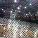 Photo taken at Arena Futsal by M Fahmi N. on 12/8/2012
